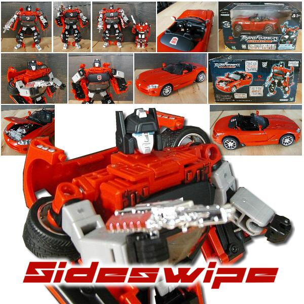 Alternators Sideswipe