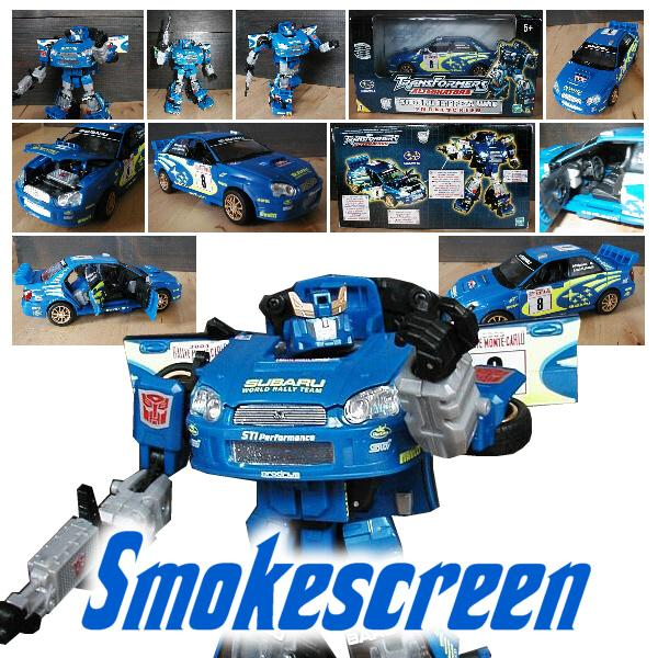 Alternators  Smokescreen (2003)