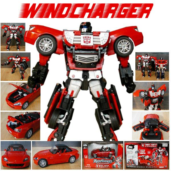 Alternators  Windcharger (2005)