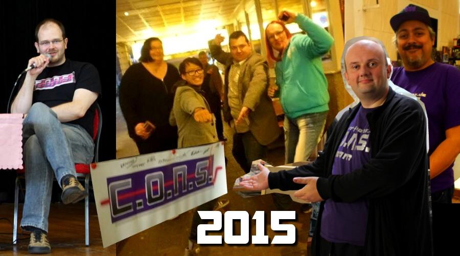Der Große CONS 2015 Report - Das Verflixte Siebente Jahr!