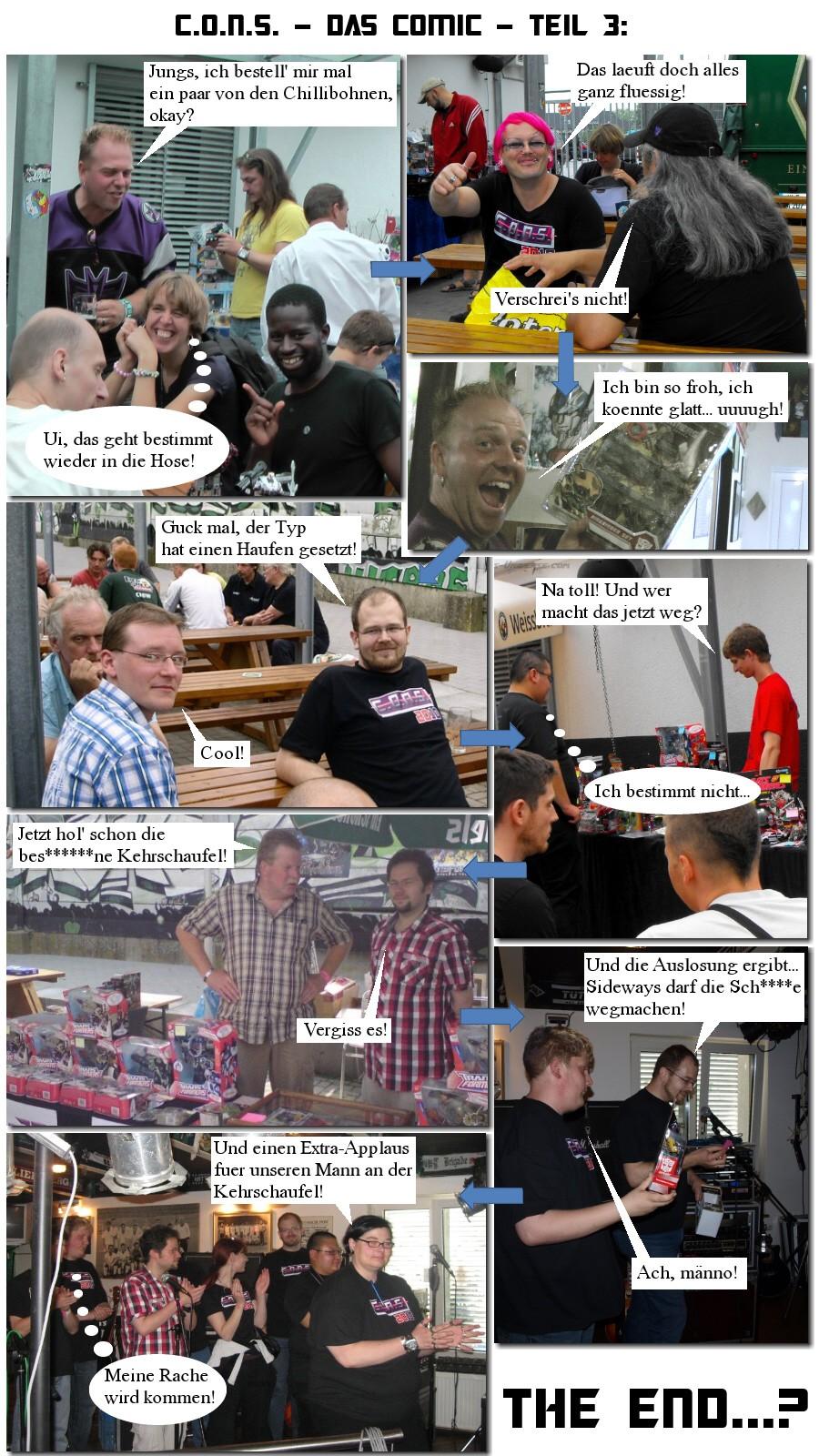 CONS Comic Teil 3