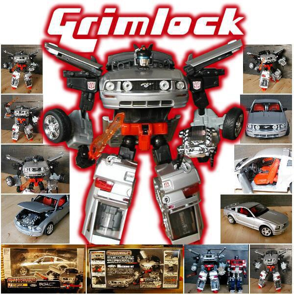 Binaltech Grimlock