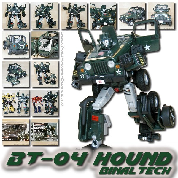 Binaltech BT-04 Hound