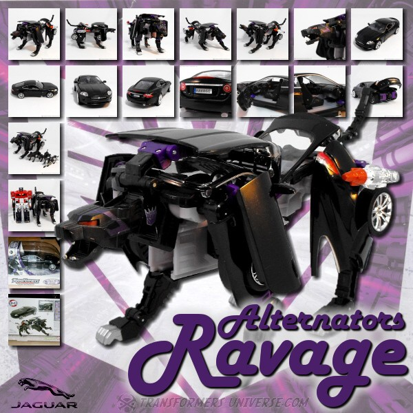 Alternators Ravage