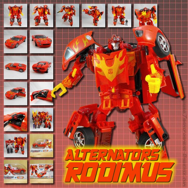 Alternators Rodimus