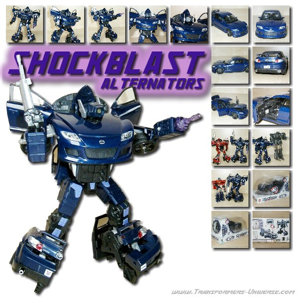 Alternators Shockblast