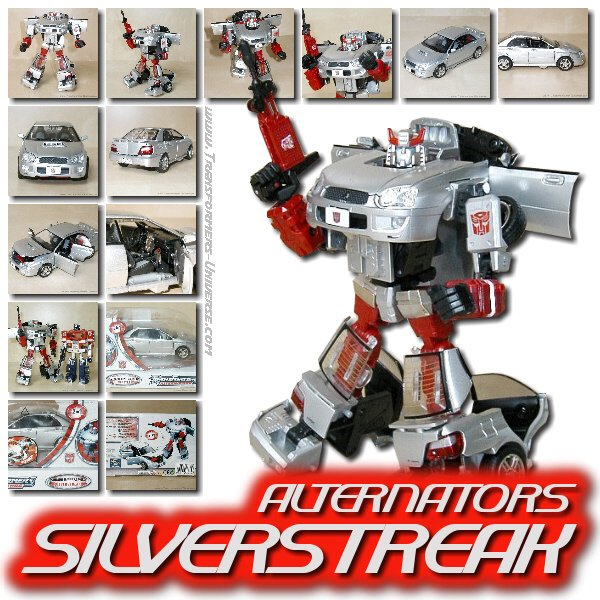 Alternators Silverstreak
