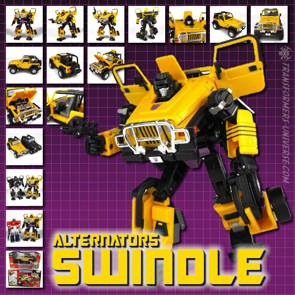 Alternators Swindle