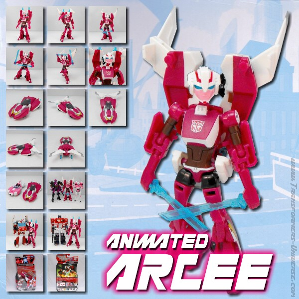Animated Arcee