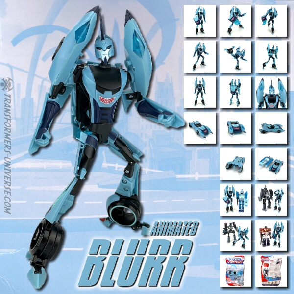 Animated  Blurr (2008)