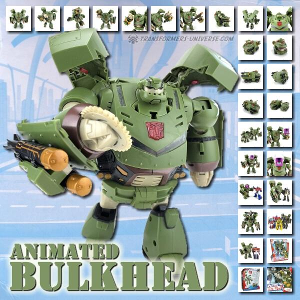 Animated Bulkhead Leader