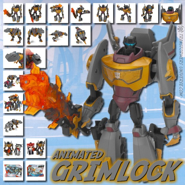 Animated Grimlock