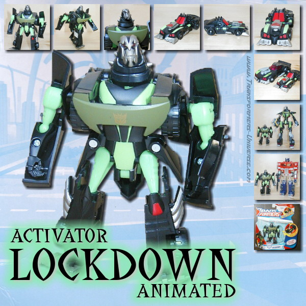 Animated Lockdown Activator