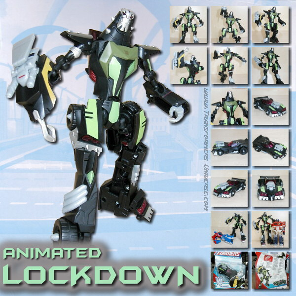 Animated Lockdown