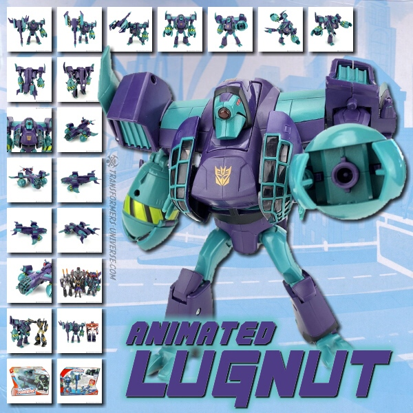 Animated Lugnut