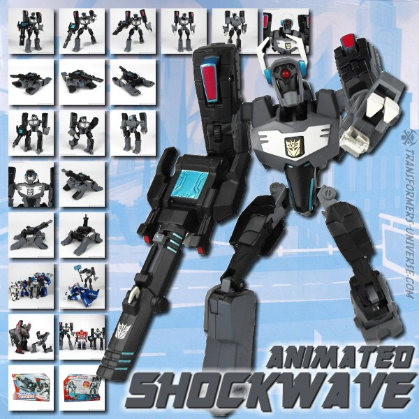 Animated Shockwave