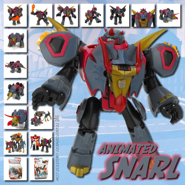 Animated  Snarl (2008)