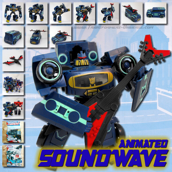 Animated Soundwave