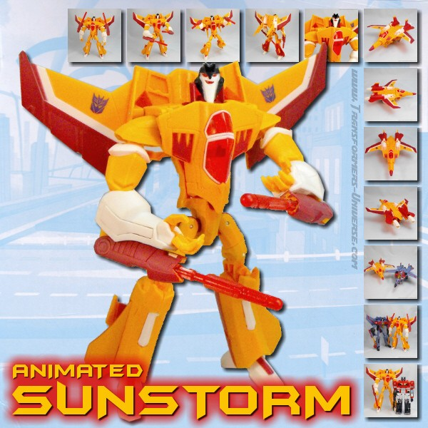 Animated  Sunstorm (2009)
