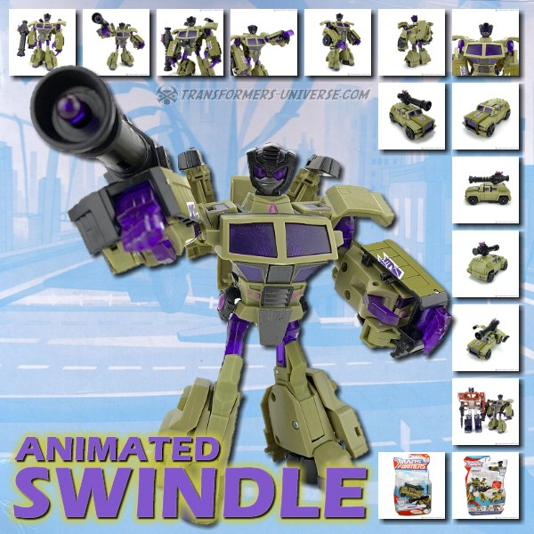 Animated Swindle