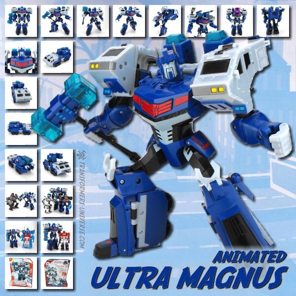 Animated Ultra Magnus