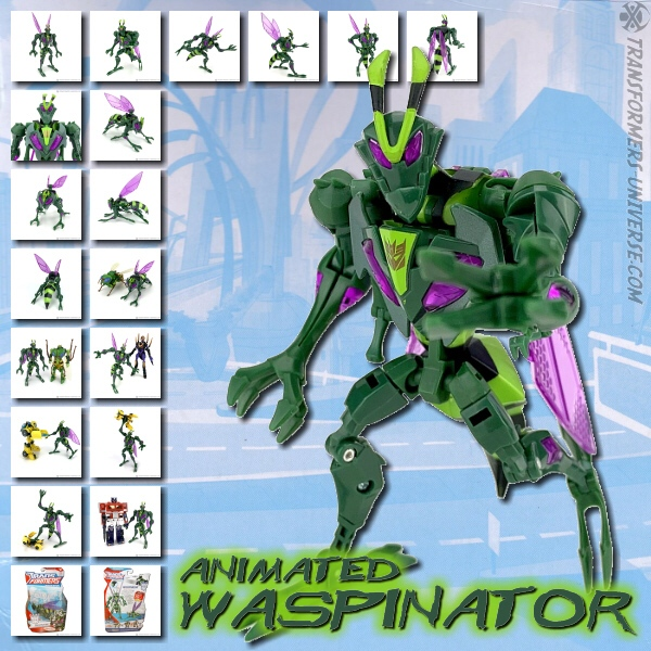 Animated Waspinator