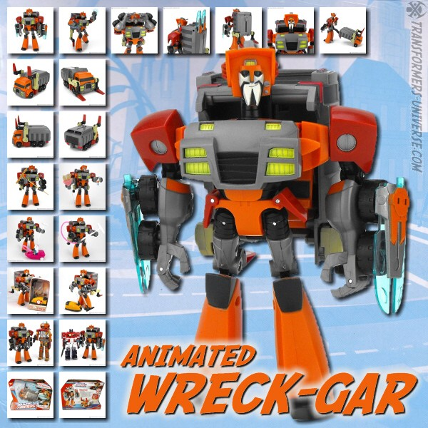 Animated Wreck-Gar