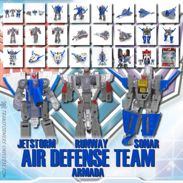 Armada Air Defense Team