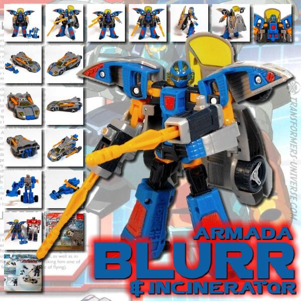 Armada Blurr