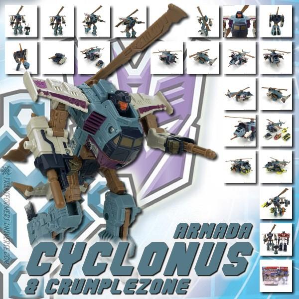Armada Cyclonus