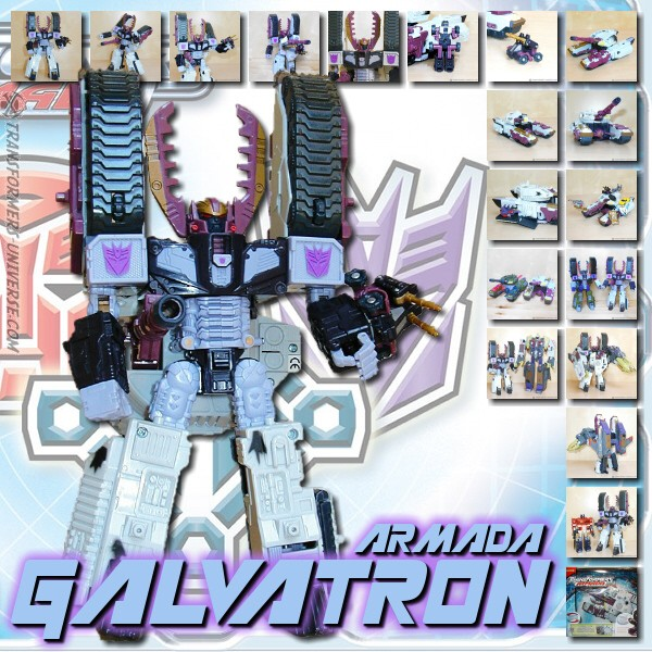 Armada Galvatron