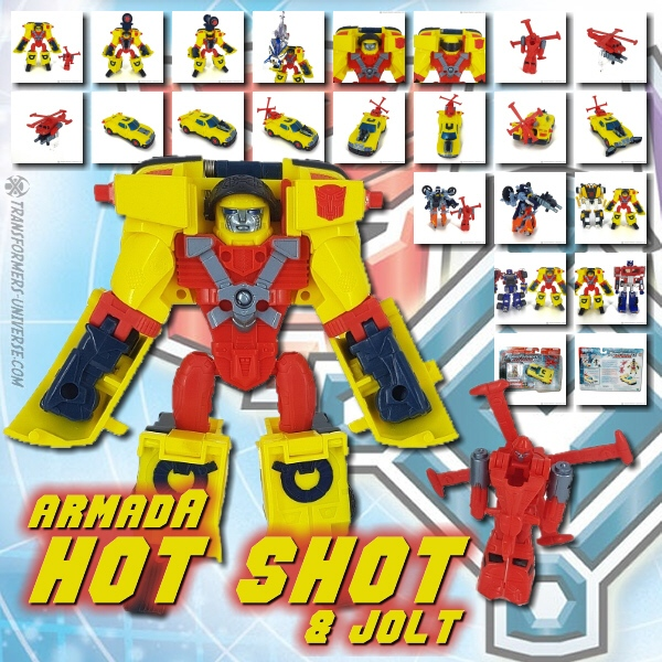 Armada Hot Shot