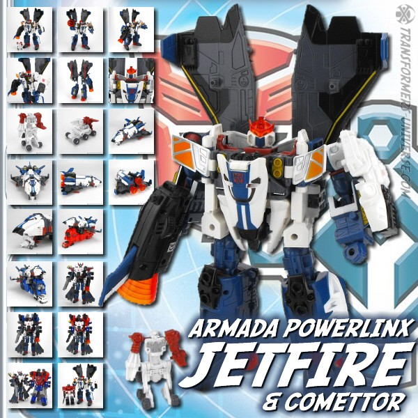 Armada  Jetfire Powerlinx (2003)