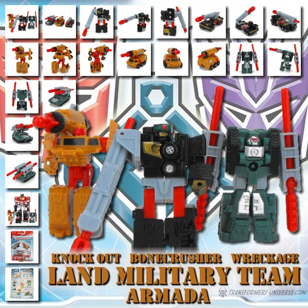 Armada Land Military Team