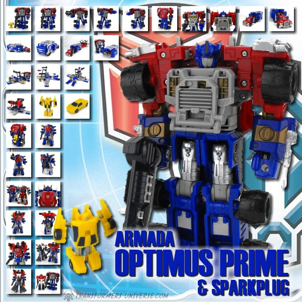 Armada Optimus Prime