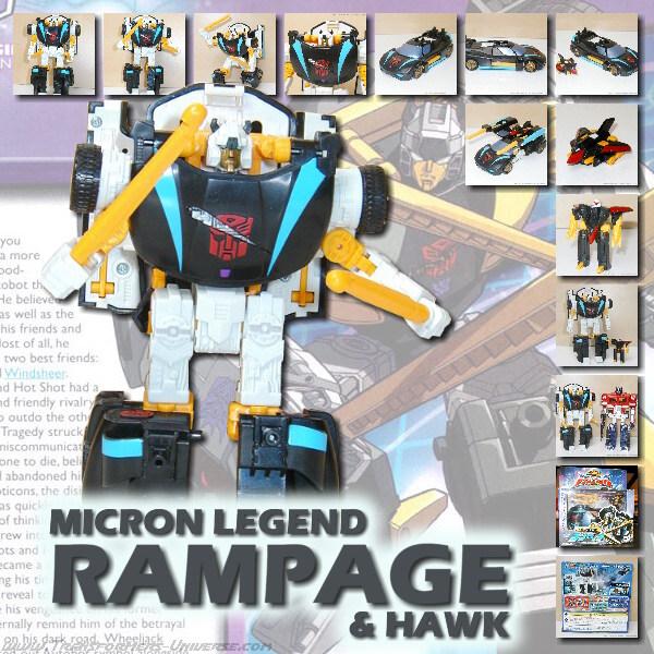 Micron Legend Rampage (D)