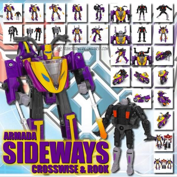 Armada Sideways