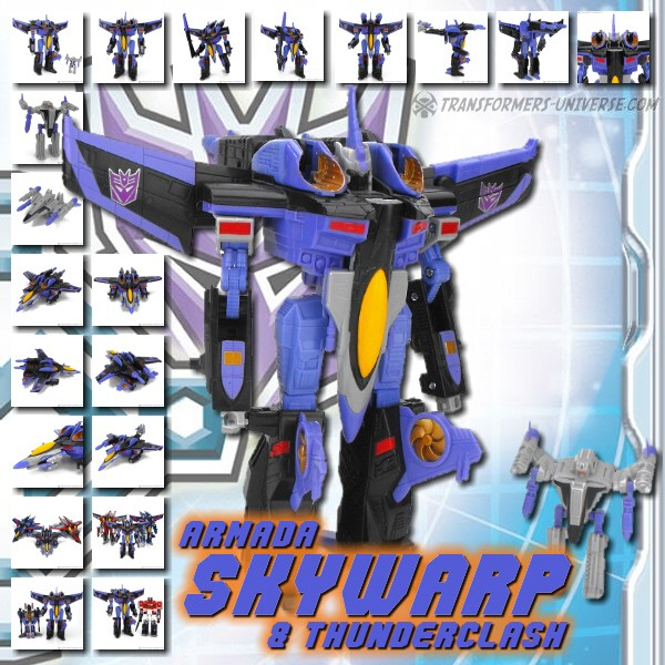 Armada Skywarp