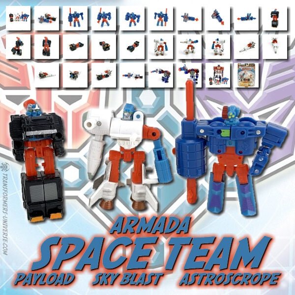 Armada Space Team