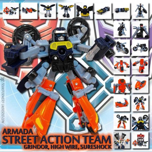 Armada Street Action Team