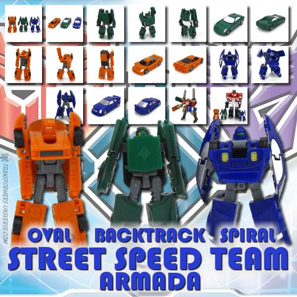 Armada Street Speed Team