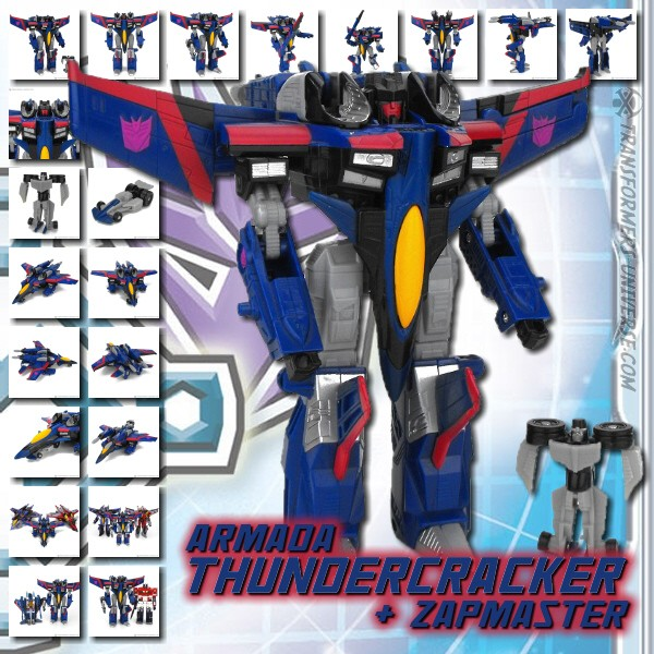 Armada  Thundercracker (2003)
