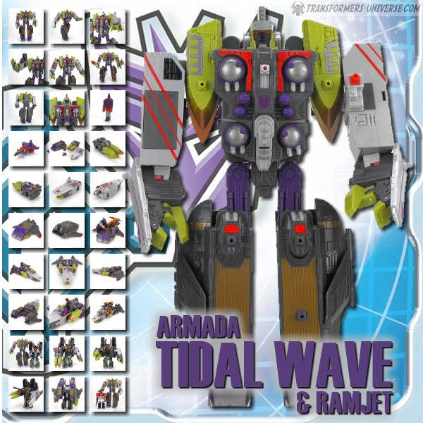 Armada Tidal Wave
