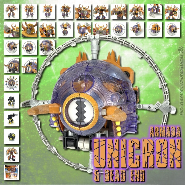 Armada Unicron