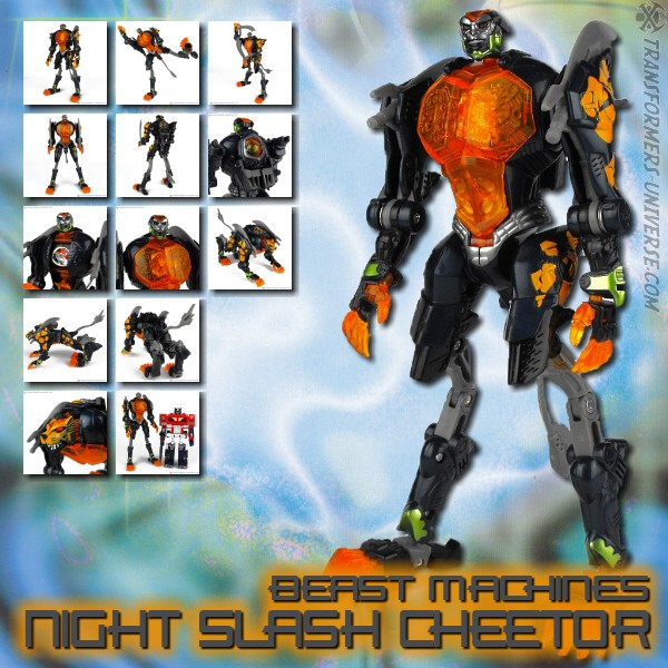 BM Night Slash Cheetor