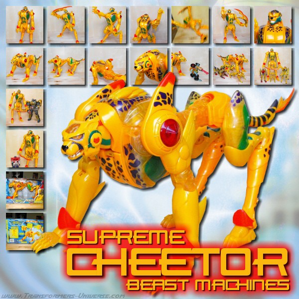 BM Supreme Cheetor