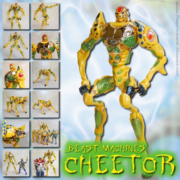 Beast Machines  Cheetor (2000)