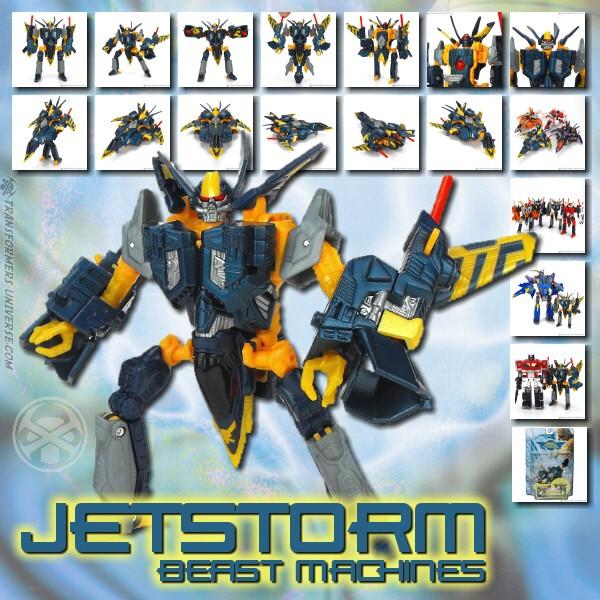 BM Jetstorm