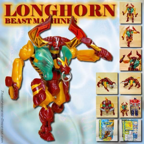 BM Longhorn