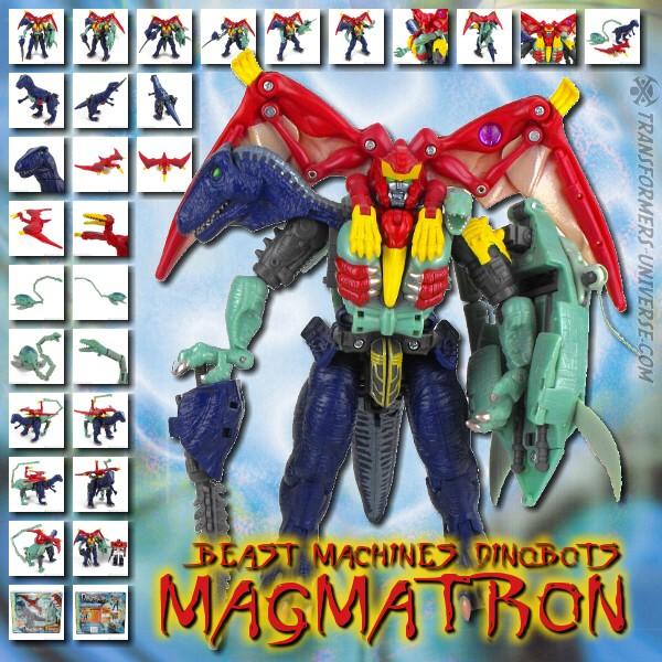 BM Dinobot Magmatron